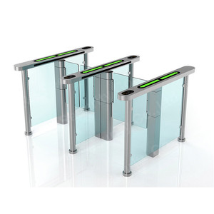 Glass Turnstiles Gates RS 716-9