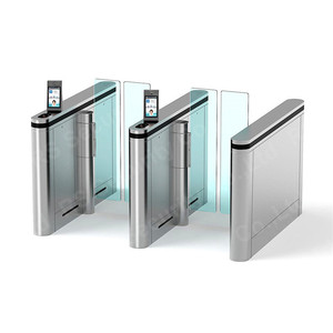 Glass Turnstiles Gate RS 716-11F