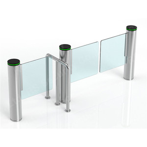 Glass Turnstiles Door RS 816