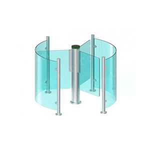 Glass Turnstiles RS916