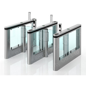 Glass Turnstile RS 716-1F