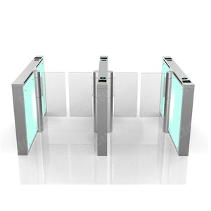 Glass Turnstiles Barriers RS 716-7